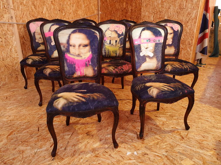 MoH chairs