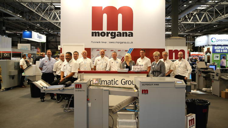 Morgana Systems praises 'efficient' Print Show after committing to 2019.