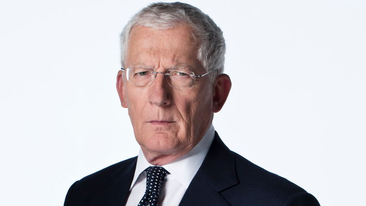 Countdown presenter and former The Apprentice star Nick Hewer has been revealed as the second celebrity speaker for The Sign Show 2020.