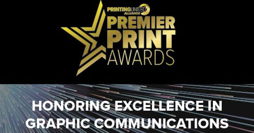 PRINTING United Alliance unveils the Premier PRINT Awards program.