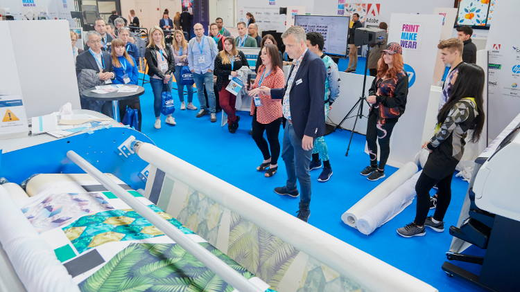 Print Make Wear spotlights sportswear manufacturing at FESPA Global Print Expo 2020.