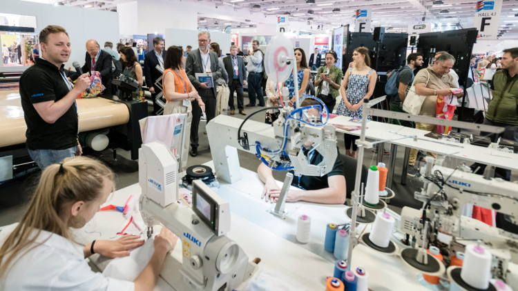 Exhibitor line-up and debate sessions confirmed for Print Make Wear 2019.