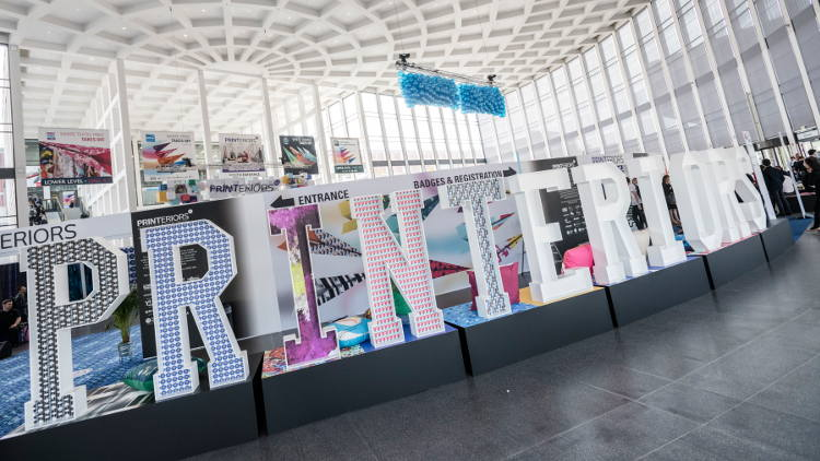 Printeriors to highlight interior and exterior decor applications at FESPA Global Print Expo 2019.