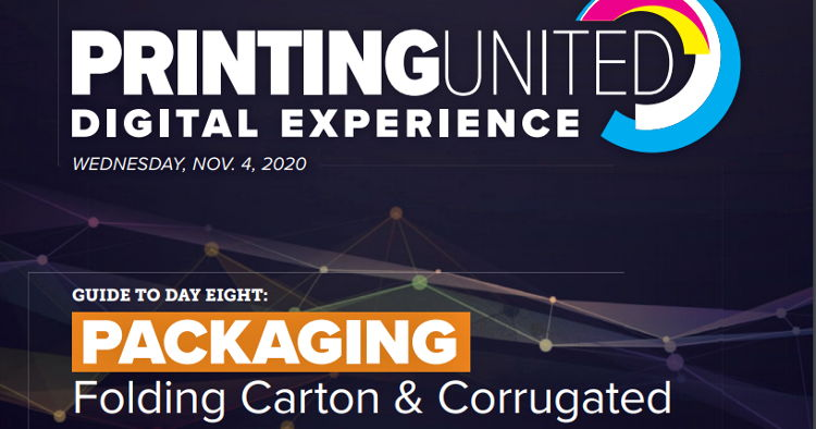 The PRINTING United Digital Experience Highlights Advancements in Folding Carton and Corrugated Packaging Technology.