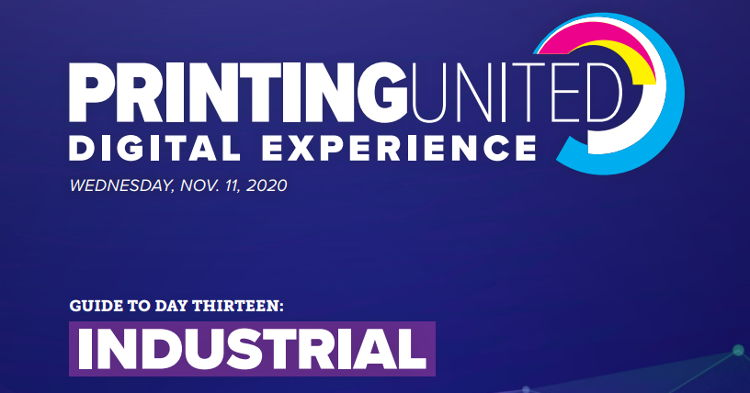 The PRINTING United Digital Experience presents Research, Education, and new products for Industrial and Functional Printing.