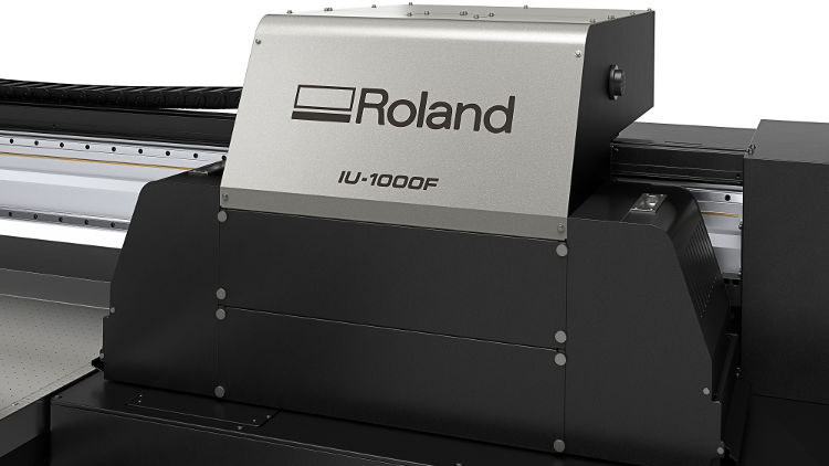Roland DG to showcase UV print solutions at Sign and Digital UK.