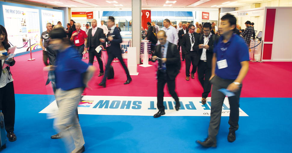 The Print Show 2021 will take place from September 28th to 30th at the NEC in Birmingham.
