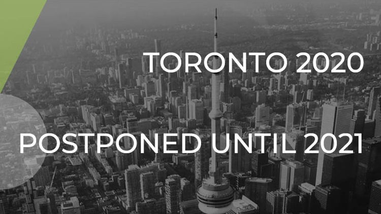 World Out of Home Organization: Toronto 2020 Congress is cancelled, re-scheduled for June 2021.