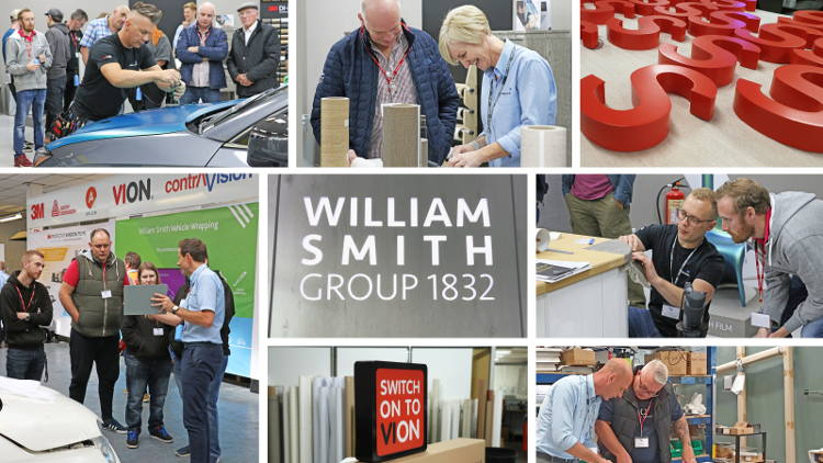 William Smith Group 1832 Open Day Hailed a Huge Success.