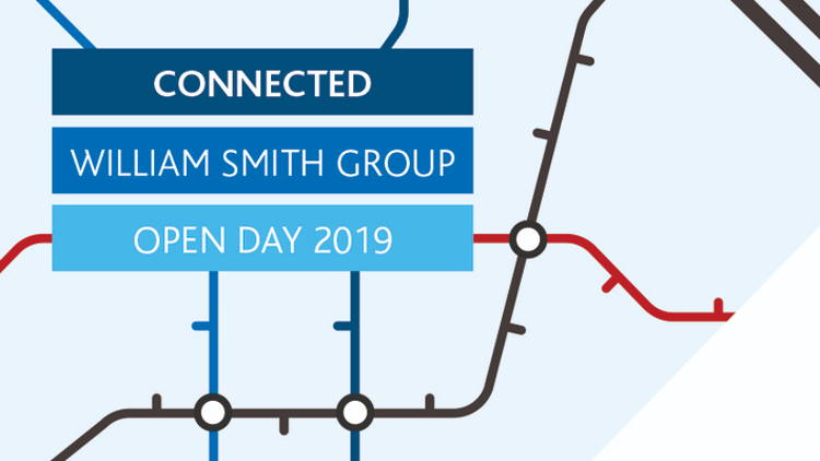 William Smith Group 1832 Announce Open Day.