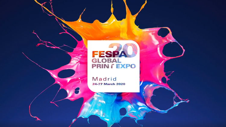 FESPA Global Print Expo 2020 announcement on COVID-19.