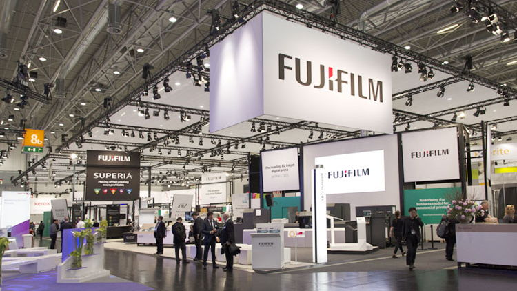 Fujifilm withdraws from drupa and interpack 2021.