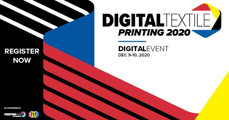 Annual conference presented by PRINTING United Alliance in partnership with AATCC will take place virtually on December 9 and 10.