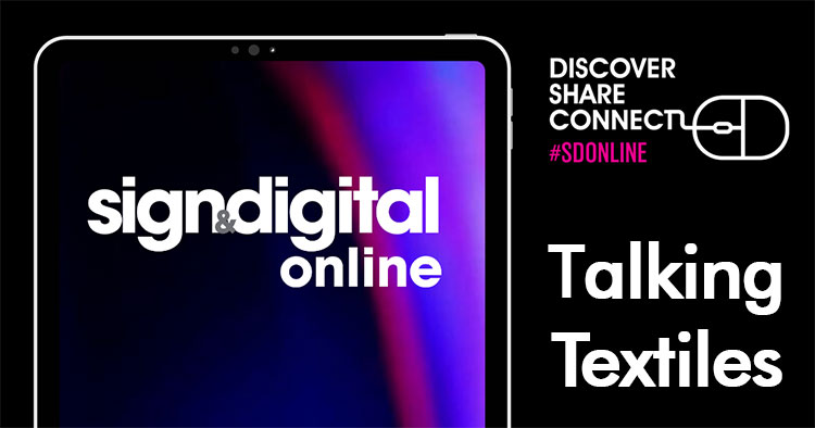 Sign & Digital UK (SDUK) announces details of the next event in the Sign & Digital Online series.