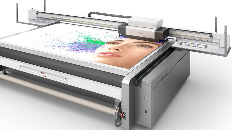Nyala LED is a precise and robust printer, extremely versatile and profitable, and leaves a small environmental footprint.