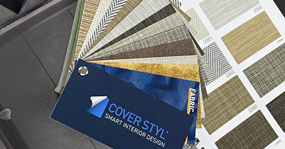 A touch of class - Refurbish in style with full range of Cover Styl architectural finishes from William Smith.