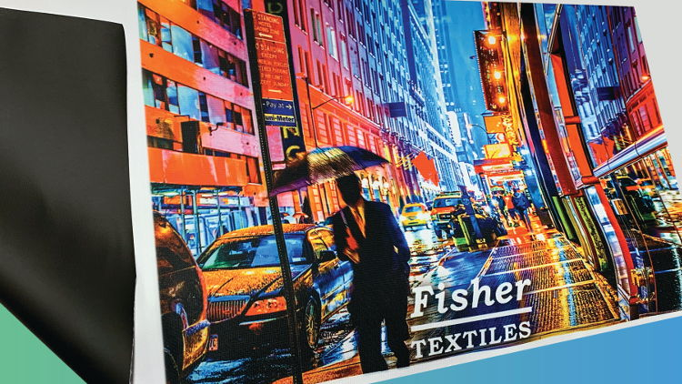 Fisher Textiles broadens 16' fabric line with DD 9919 Nirvana B.O.B.