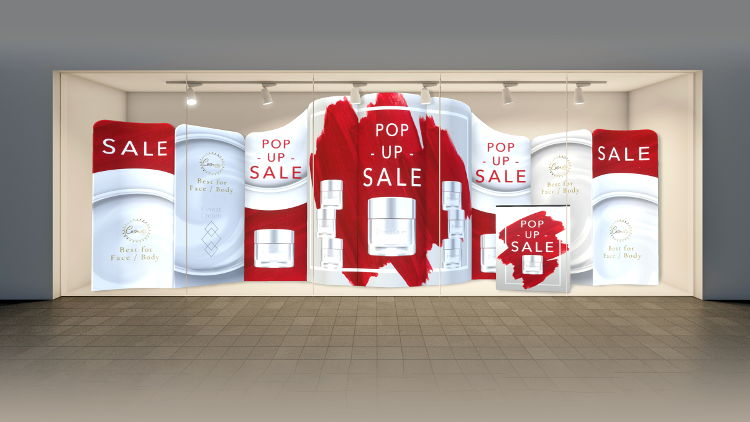 Ultima Displays launches first self-sanitising stretch textile display solution to help boost the exhibition and events industry.