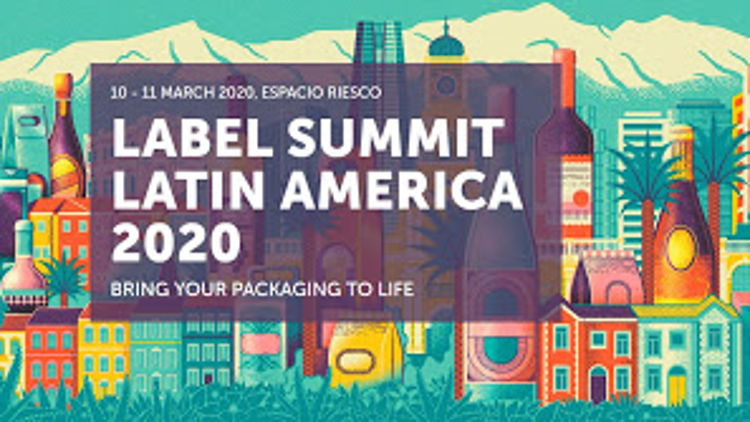 Nazdar sticks to ink innovation at 2020 Latin America Label Summit.