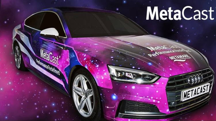 Metamark has introduced a new, feature-rich, premium cast wrapping film to take the flagship position in its range of MD Class printable digital materials.