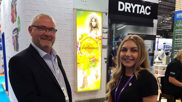 All Drytac media products now available from YPS.