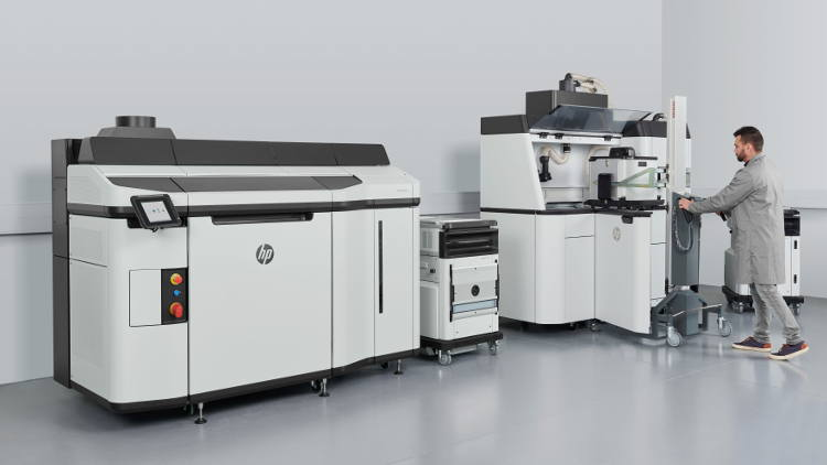 The largest EMEA order of HP Jet Fusion 5210 systems scored. Record-breaking 3D for Weerg.