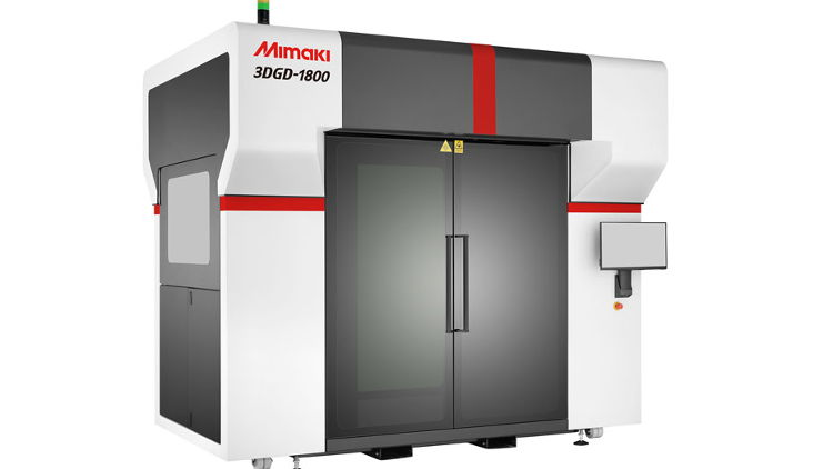 Mimaki expands portfolio with large-scale 3D printer – offering total 2D and 3D printing solution for sign market.