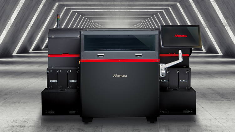 Hybrid will host the UK and Irish launch of the Mimaki 3DUJ-553 printer at TCT 2018.