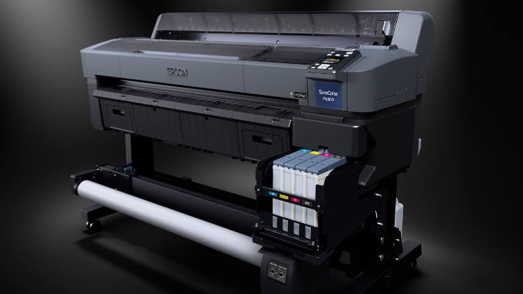 Epson announces the low-maintenance SureColor SC-F6300 dye-sublimation printer.