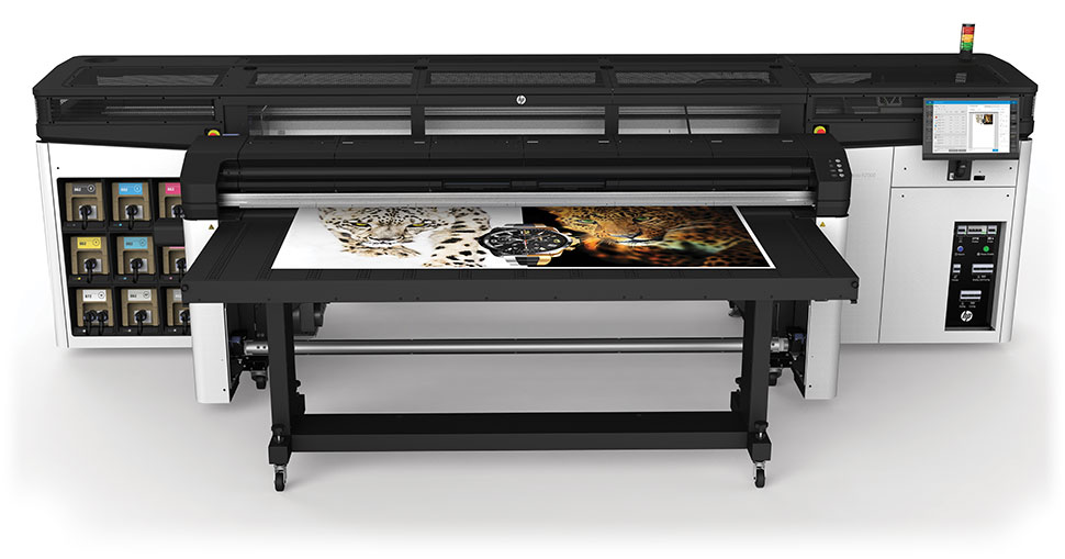 Hampshire-based Coker Expo will use the HP Latex R-Series printer to produce products for new large-format modular dynamic animated lightbox brand Huebox.