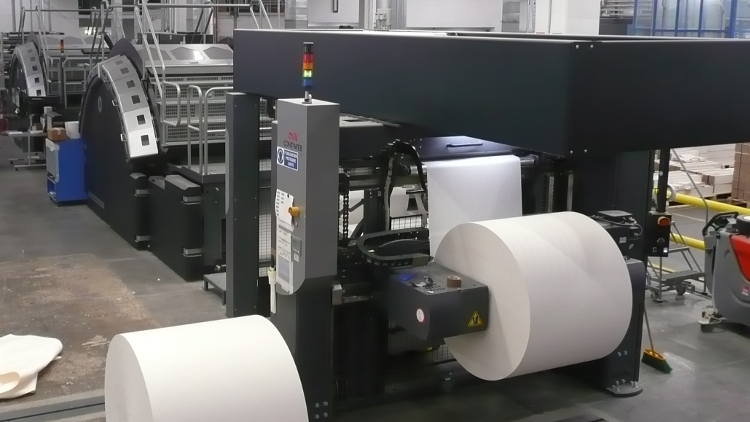 Elcograf installs two HP PageWide T490 systems to strengthen its leadership throughout Italy and Europe.