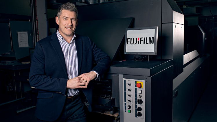 Major UK book printer reflects on the versatility and make-ready benefits of Fujifilm's Jet Press 750S.