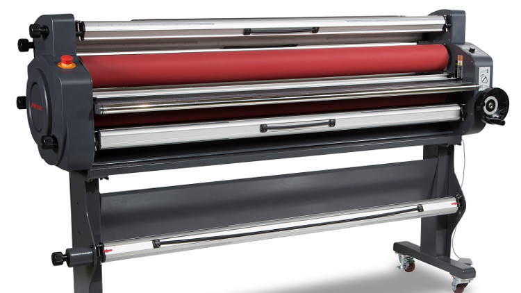 Mimaki distributor, Hybrid Services, has announced that the company's new laminator – the Mimaki LA-160W.