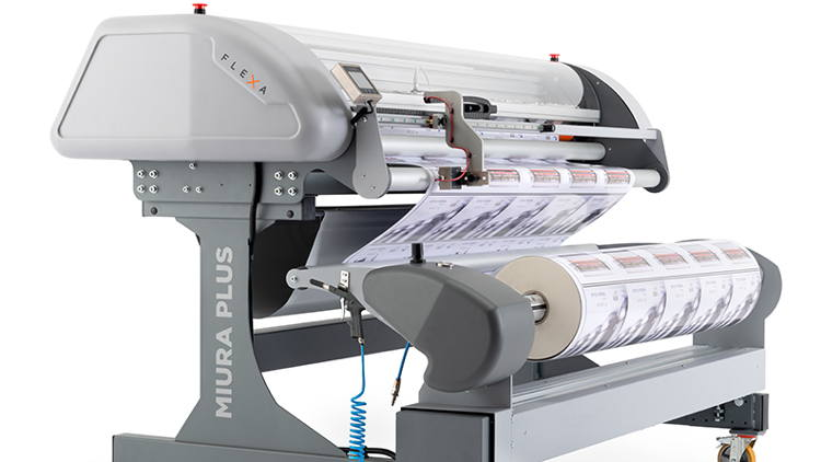 Flexa to showcase new cutting and lamination solutions at Fespa 2019.