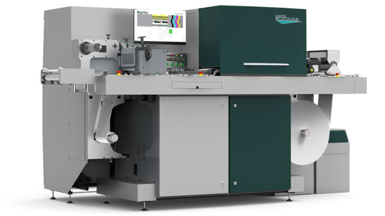 The open day will showcase the company's PicoColour UV inkjet label press, which uses Xaar 1003 printheads.