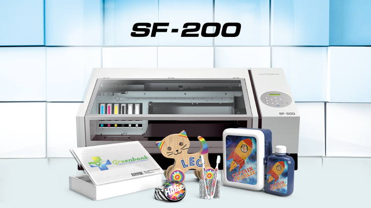 Roland DG Launches SF-200 for Sensitive Applications – Even Children's Toys.