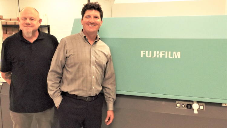Utah Paperbox caters to packaging clients with Fujifilm's J Press 720s.