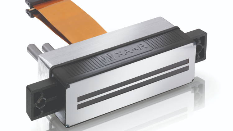 Coasa printers showcase the versatility of the XAAR 1003 printhead at Print China 2019.