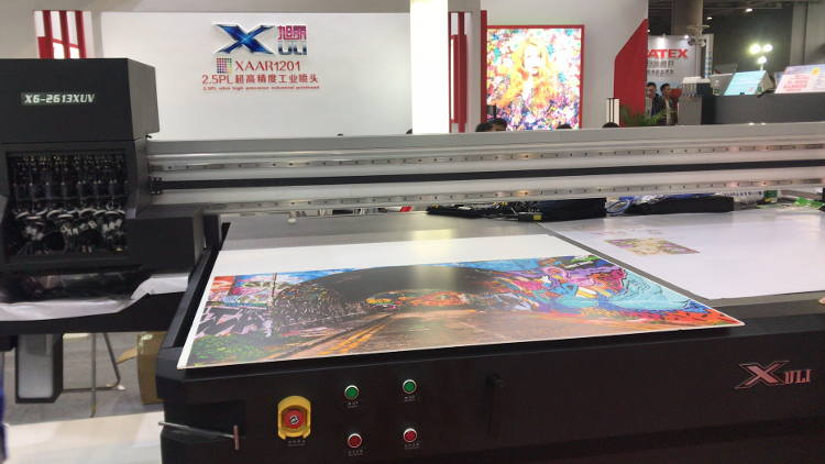 Versatile XAAR 1201 printhead offers multiple solutions to Chinese print providers.