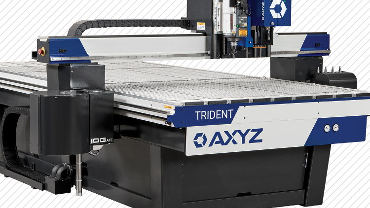 AAG introduces new and upgraded Trident print finishing solution.