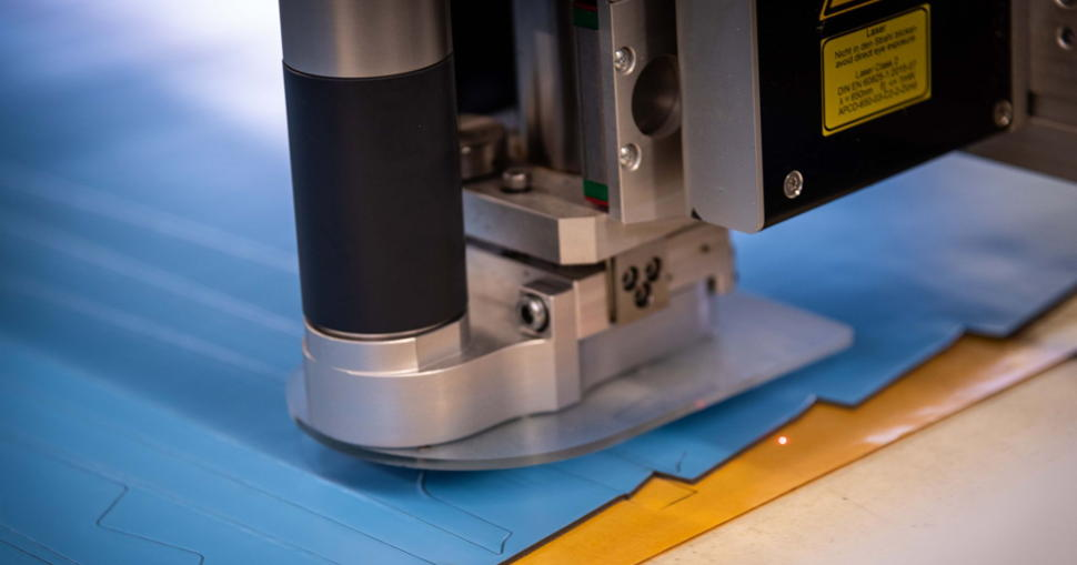 Process adhesive films by 3M and tesa more efficiently with automated cutting solutions from eurolaser.