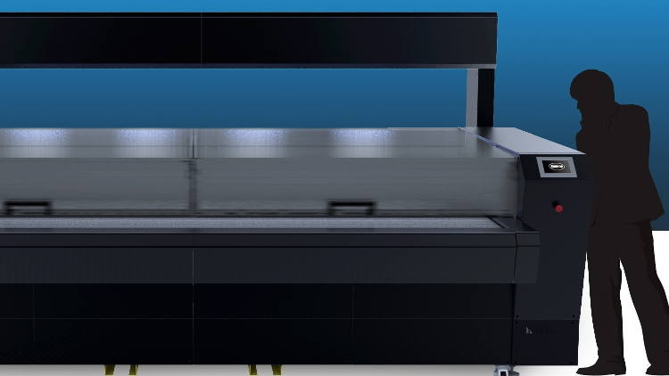 Summa's L3214 large format laser cutter wins SGIA Product of the Year Award.