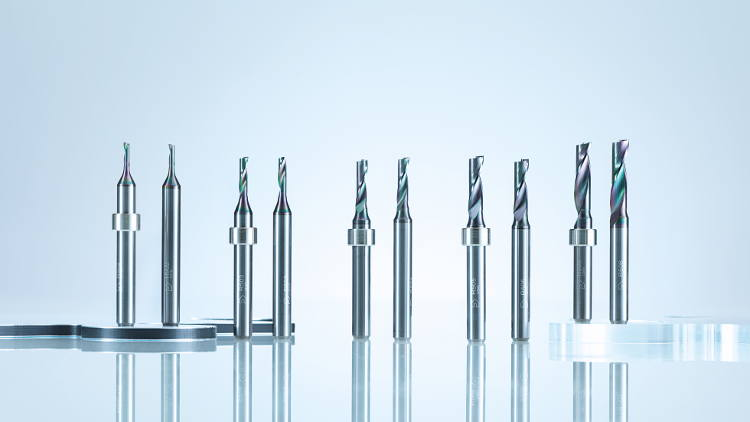 Zünd announces new DLC-coated router bits to improve efficiency.