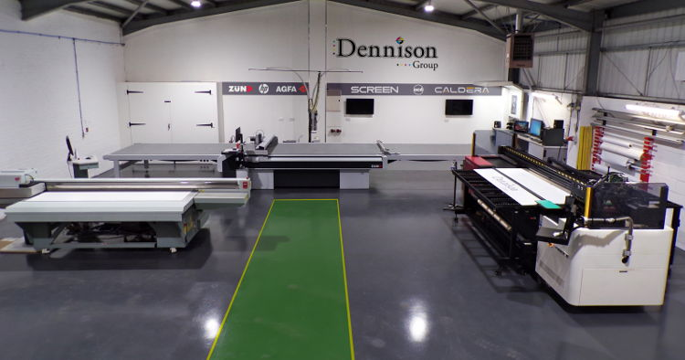 Zund UK partners with Dennison Group to open a new demonstration centre in the North of England.