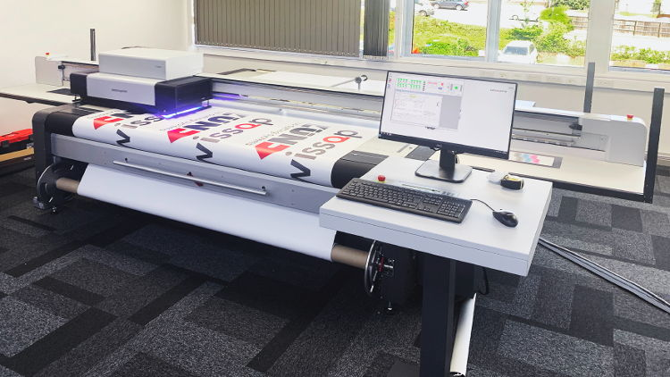Zund UK has installed a swissQprint Impala 3 flatbed printer at its state-of-the-art demonstration centre in St Albans.