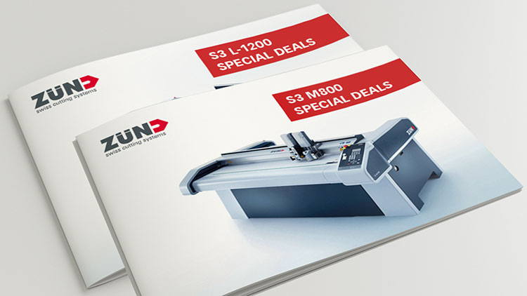 Zund is offering exclusive promotional deals at The Print Show.