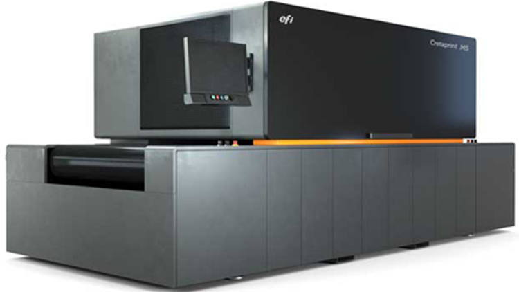EFI grows its portfolio of high-end, automated 5th generation Cretaprint 'Smart Printers'.