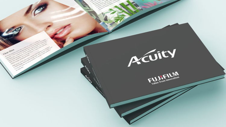 Print service providers in India are invited to download a new guide to the Fujifilm Acuity - 92 pages of inspiration, application ideas and technical intelligence.