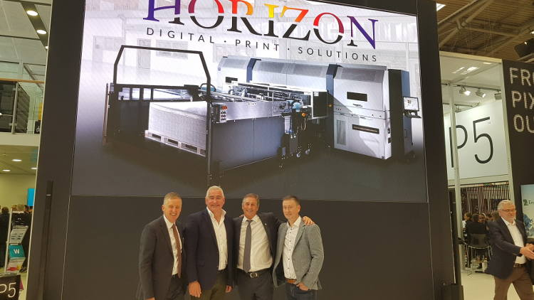 Horizon signs deal for 3rd Durst system in major investment program.