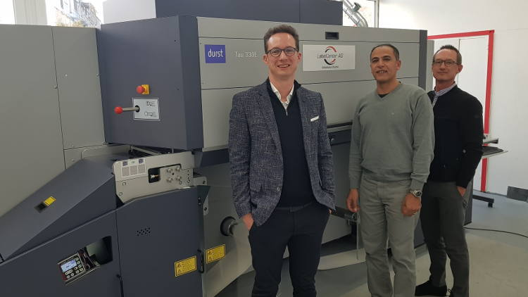 Label Center opts for Durst Tau 330 E to deliver start-up success.